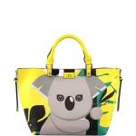 Hand Bag - Y Not? Borsa Hand Bag M JR040 Koala Yellow