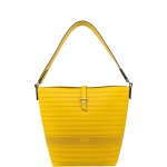 Secchiello - Y Not? Borsa Secchiello M FAU001 Yellow Koala