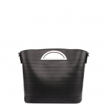 Hand Bag - Y Not? Borsa Hand Bag M FAU003 Black Leopard