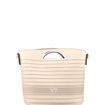 Hand Bag - Y Not? Borsa Hand Bag M FAU003 Beige Monkey