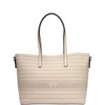 Shopping bag - Y Not? Borsa Shopping Bag L FAU005 Beige Monkey