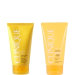 media protezione - Clinique After Sun Rescue Balm + Face / Body Cream SPF 15
