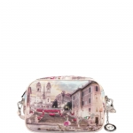 Tracolla - Y Not? Borsa Tracolla S Pink Rome L-310