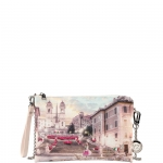 Tracolla - Y Not? Borsa Tracolla S Pink Rome L-303