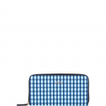 Portafoglio - Liu jo Portafoglio L Manhattan N19174E0017 Vichy Bianco / Blu