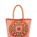 Shopping bag - Y Not? Borsa Shopping Bag L PAN002 Orange