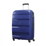 Trolley - American Tourister Valigia Trolley Bon Air Spinner L Midnight Navy
