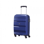 Trolley - American Tourister Valigia Trolley Bon Air Spinner S Strict Midnight Navy