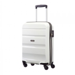 Trolley - American Tourister Valigia Trolley Bon Air Spinner S Strict White
