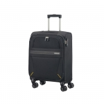 Trolley - American Tourister Valigia Trolley Summer Voyager Spinner S Volt Black
