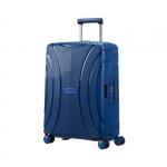 Trolley - American Tourister Valigia Trolley Lock'N'Roll Spinner S Marine Blu