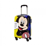 Trolley - American Tourister Valigia Trolley Disney Legend Spinner S AlfaTwist Mickey Pop