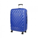 Trolley - American Tourister Valigia Trolley Zigg Zagg Spinner M Orion Blu