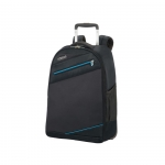 Zaino - American Tourister Zaino Trolley LapTop BackPack Pikes Peak Volcanic Black