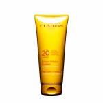 media protezione - Clarins Creme Solaire Confort Crema UVA/UVB 20 Solare Comfort Antietà Idratante UVA/UVB 20