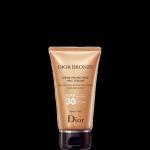 Protezione solare e autoabbronzanti - DIOR Dior Bronze Creme Face SPF 30