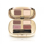 Ombretti - Dolce&Gabbana The Eyeshadow Eye Colour Quad Summer Shine