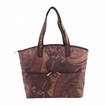 Shopping bag - Etro Accessori Profumi  Borsa Shopping Bag Lampo Esterna