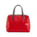 Hand Bag - Gabriella Reznek Red doll