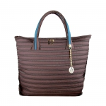 Shopping bag - Ghostzip Borsa Shopping Bag Letizia Marrone