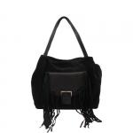 Shopping bag - Gianni Chiarini Borsa Shopping Bag M Black Black