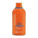 alta protezione - Lancaster Velvet Tanning Milk Body SPF 30 - Emulsione Fluida Vellutata