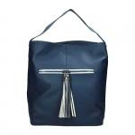 Shopping bag - Liu jo Borsa Monospalla Hopo Eubea Bluette