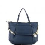 Shopping bag - Liu jo Borsa Shopping Bag Hobo M Mosquito Blu Navy