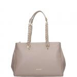 Shopping bag - Liu jo Borsa Shopping Bag L Anna Chain True Champagne