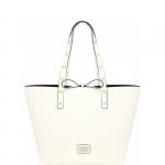 Shopping bag - Liu jo Borsa Shopping Bag L Reversibile Narciso White / Black