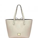 Shopping bag - Liu jo Borsa Shopping Bag L Reversibile Narciso Light Gold / Black