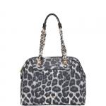 Shopping bag - Liu jo Borsa Shopping Bag M Anna Chain Macula Black