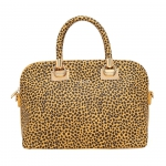 Shopping bag - Liu jo Borsa Shopping Bag M Anna Maculato Giallo Senape / Testa di Moro