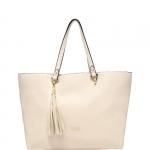 Shopping bag - Liu jo Borsa Shopping Bag Orizzontale L Mimosa True Champagne