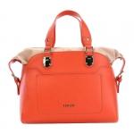 Shopping bag - Liu jo Borsa Shopping Bowling Creta Dusty Red