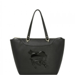 Shopping bag - Liu jo Borsa Shopping M Ciclamino Nero
