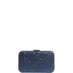 Pochette - Nalì Borsa Clutch Macroglitter Blu