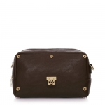 Bauletto - Numeroventidue Body Turtle Medium Basic Dark Brown