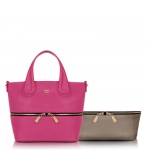 Shopping bag - Numeroventidue Borsa Shopping Bag Kanga M Fuxia