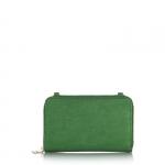Portafoglio - Numeroventidue Portafoglio Ladybug S Wallet Metal Green
