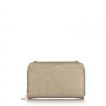 Portafoglio - Numeroventidue Portafoglio Ladybug S Wallet Metal Gold