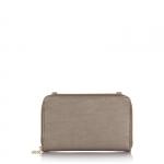 Portafoglio - Numeroventidue Portafoglio Ladybug S Wallet Metal Bronze