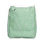 Accessori - O Bag Canvas O BAG Chic Laminato Verde