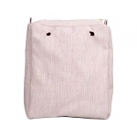 Accessori - O Bag Canvas O BAG Chic Laminato Rosa
