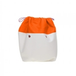 Accessori - O Bag Canvas O BAG MINI Coulisse  Summer Papaja