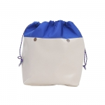 Accessori - O Bag Canvas O BAG Coulisse Blu Iris