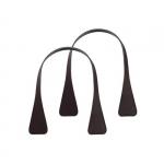 Accessori - O Bag Doppio Manico in Eco Pelle Xs Corto Angular Testa di Moro