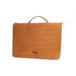 Accessori - O Bag Patta O Bag Folder In Pelle Cuoio
