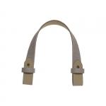 Accessori - O Bag Tracollina Corta In Ecopelle Invecchiata Singola Avorio