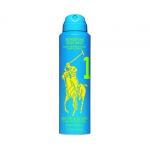 Acqua Aromatica per il corpo - Ralph Lauren  The Big Pony Collection N. 01 Blu